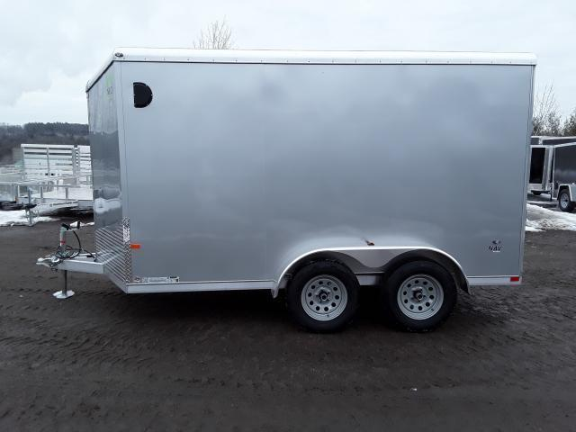 2020 18 Bay Fisher HUNGQUAN Enclosed Cargo Trailer
