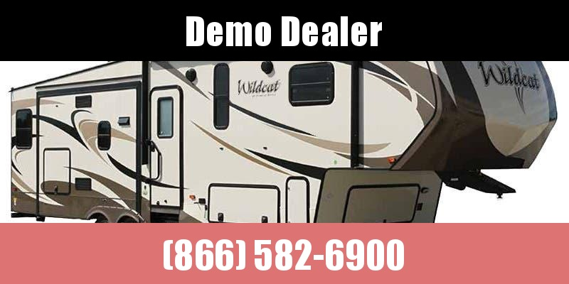 2020 Forest River Wildcat 28SGX Fifth Wheel Campers RV