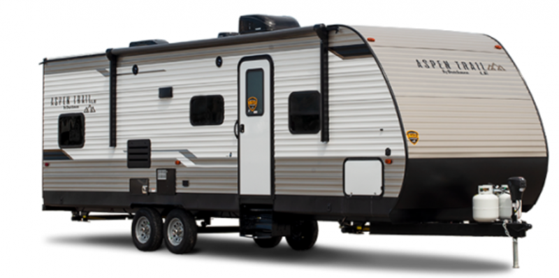 2021 Dutchmen Mfg 26BH Aspen Trail LE Travel Trailer