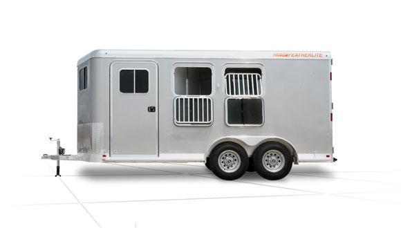 2021 Featherlite 9551 Other Horse Trailer