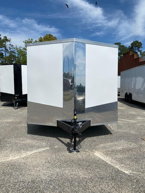 2021 Spartan Cargo 8.5x24 Ft Enclosed Cargo Trailer