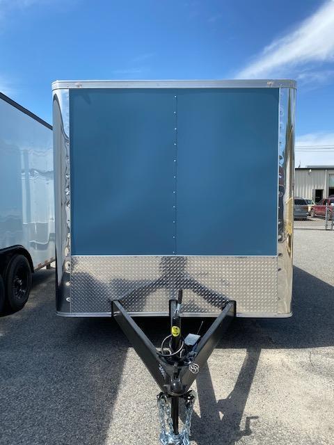 2021 Spartan Cargo 8x14 Enclosed Cargo Trailer
