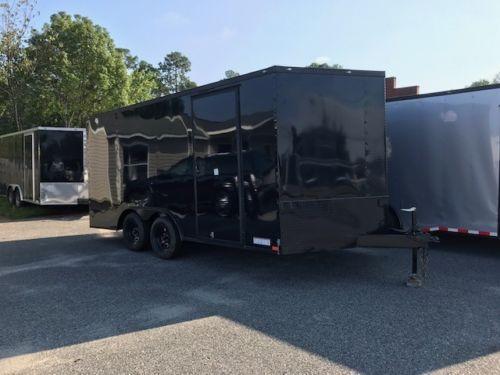 2021 Anvil 8.5x16 Ft Enclosed Cargo Trailer