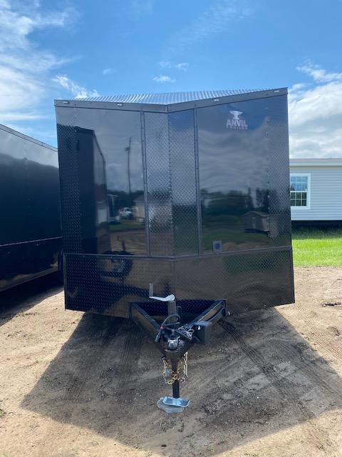2022 8.5x18 Ft Enclosed Cargo Trailer