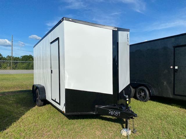 2021 Spartan Cargo 7x16 Enclosed Cargo Trailer