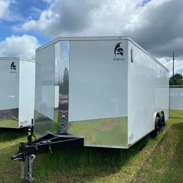 2021 Spartan Cargo 8.5x18 Ft Enclosed Cargo Trailer