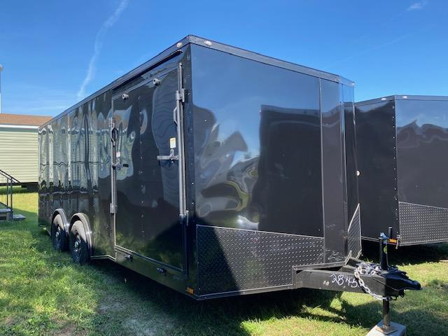 2022 Spartan Cargo 8.5x20 Ft Enclosed Cargo Trailer