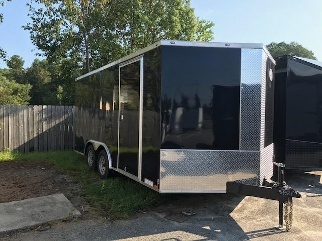 2021 Anvil 8.5x20 Ft Enclosed Cargo Trailer