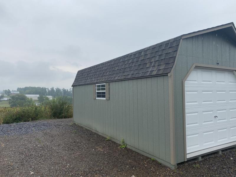 12x24 Super Barn Garage