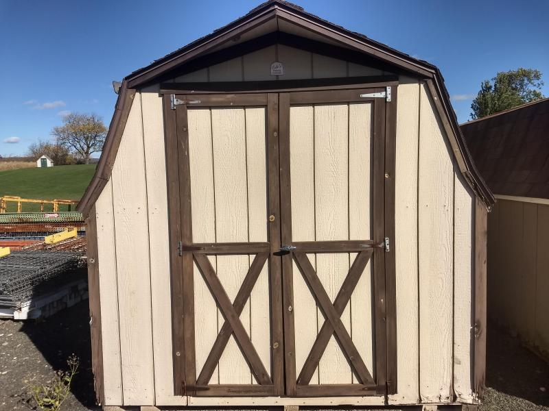 Used 8x10 Mini Barn