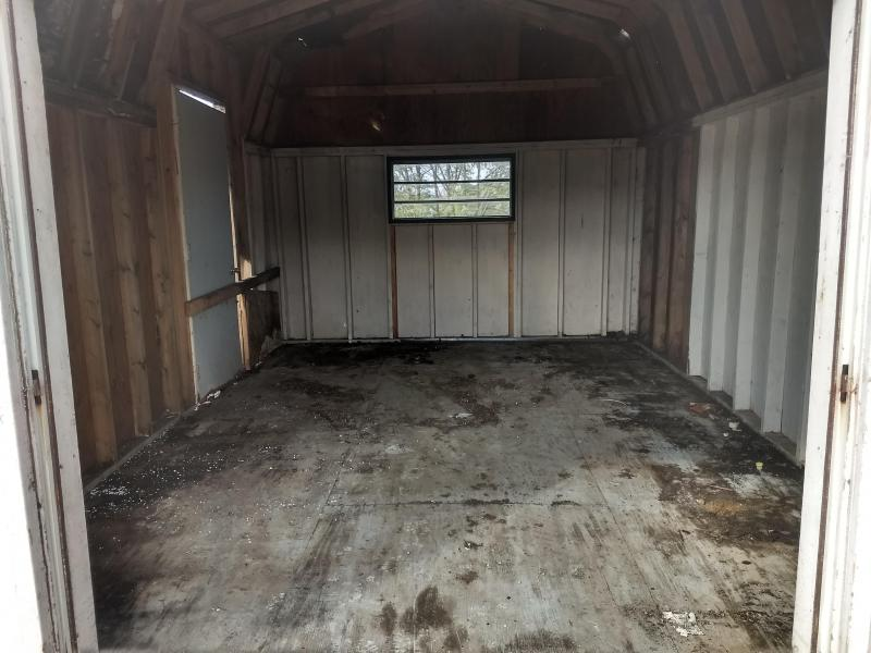 Used 12x16 Super Barn