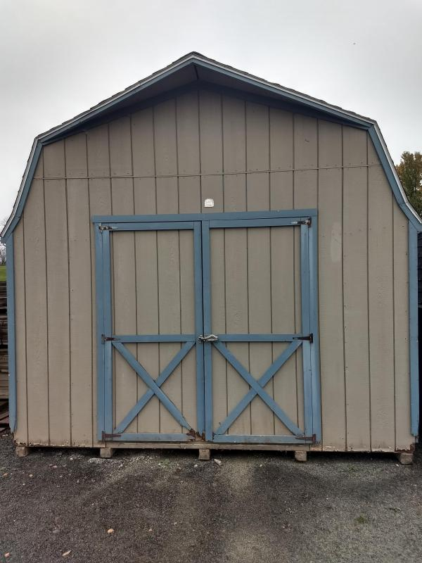 Used 12x14 Super Barn