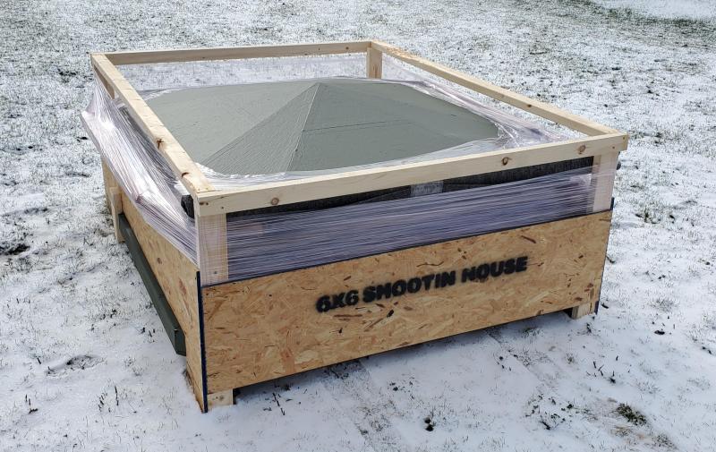 2021 6x6 360 Shooting House