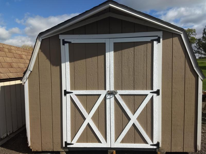 Used 10x12 Mini Barn