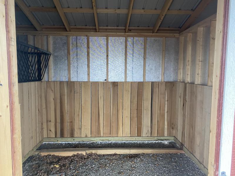 10x28 Horse Barn