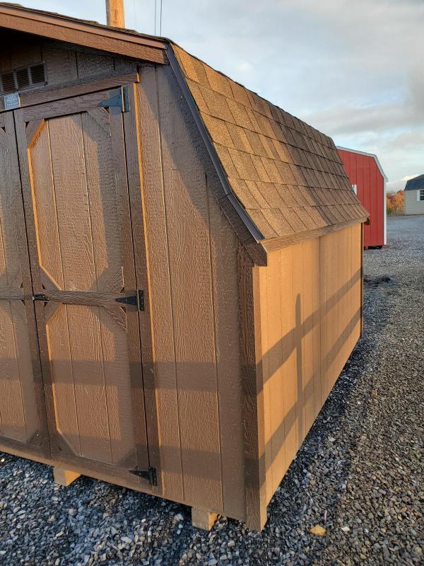Used 8X10 Mini Barn