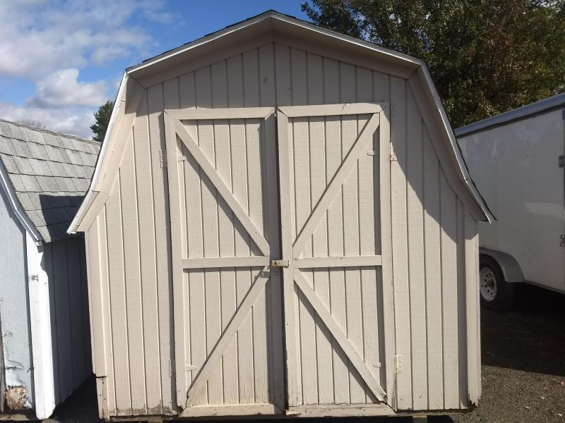 Used 8x14 Mini Barn