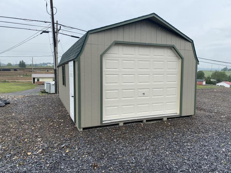 15x24 Super Barn Garage