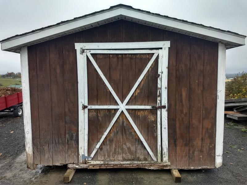 Used 10x10 Cottage Shed