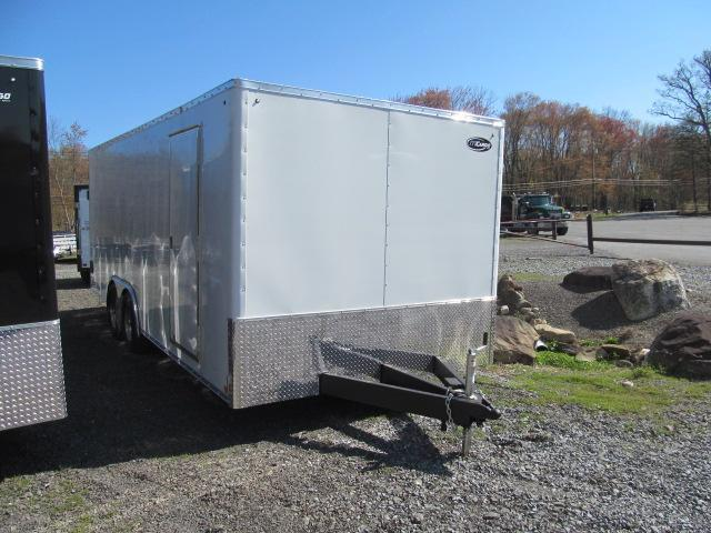 ITI Cargo Honor Line 8 X 20 10K Flat Front Cargo / Enclosed Trailer