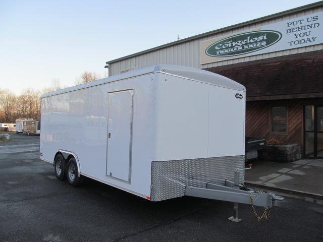 ITI Cargo HD Landscape Package 8.5 X 20 Enclosed Cargo Trailer