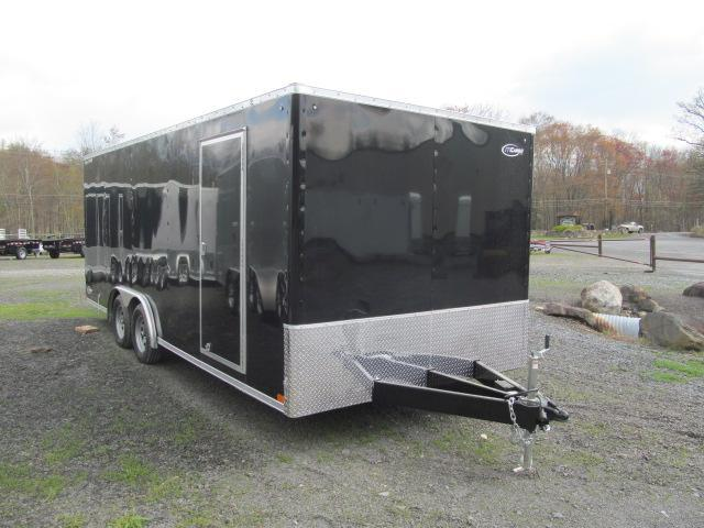 ITI Cargo Honor Line 8 X 20 Flat Front Cargo / Enclosed Trailer