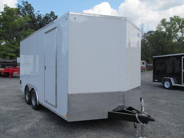 ITI Cargo Honor Line 8 X 16 V Front Cargo / Enclosed Trailer