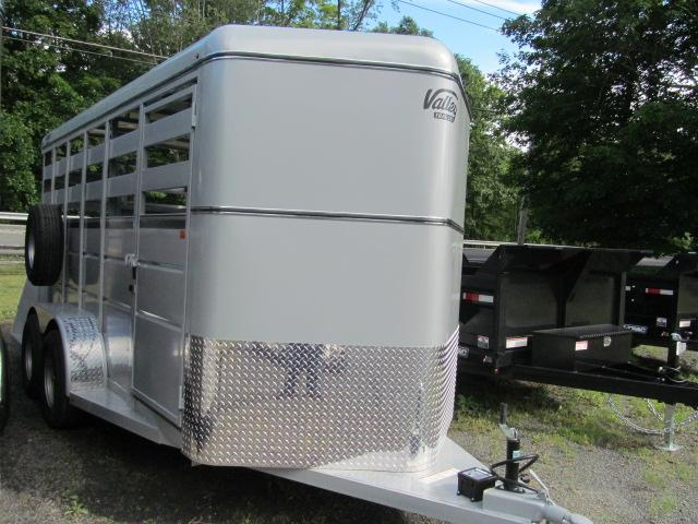 Valley 6 X 16 Steel Stock Trailer