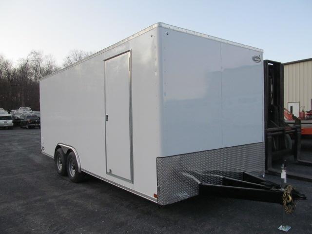 ITI Cargo HL 8.5 X 20 10K Enclosed Trailer