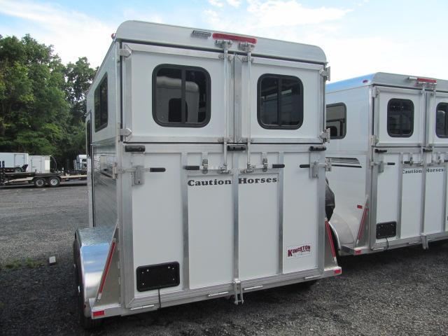 Kingston Classic Elite Warmblood 2 Horse Trailer