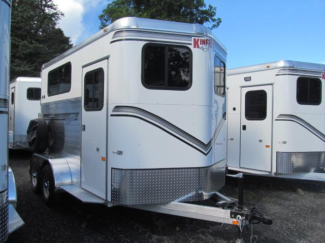 Kingston Classic Elite Warmblood 2 Horse Trailer