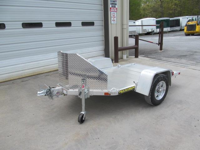 Aluma MC1F Motorcycle Trailer