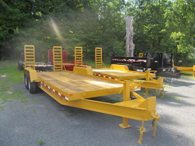 Winston 7 Ton 20 Ft BW Equipment Trailer