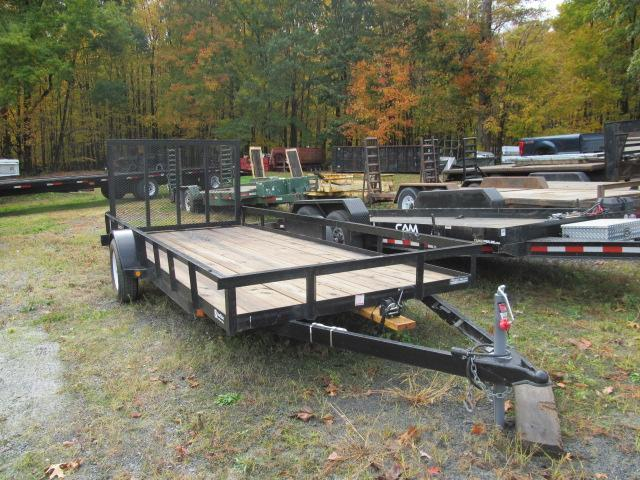 2008 Starlite Trailers 16ft utility Utility Trailer