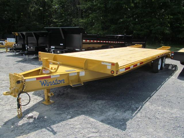 Winston 8 Ton Deckover Equipment Trailer