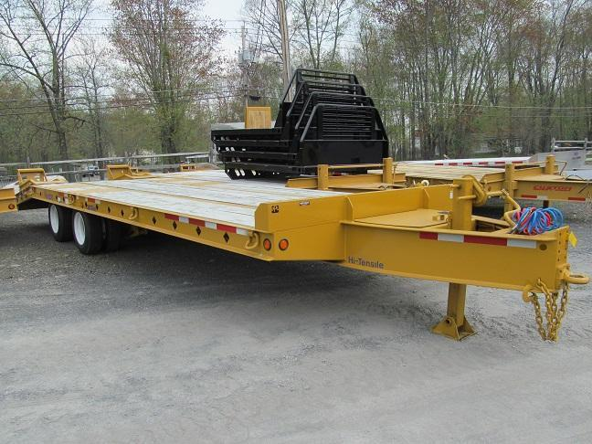 Winston 20 Ton Equipment Trailer