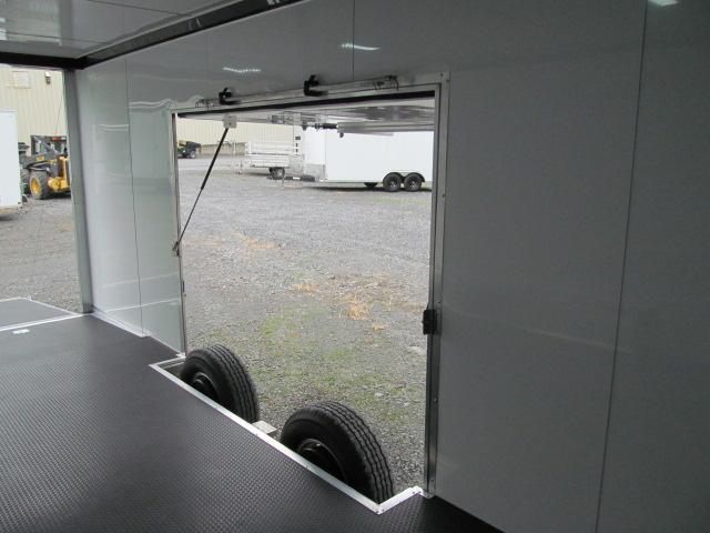 Aluminum Trailer Company Quest Limited 8.5 X 24 Car / Racing Trailer