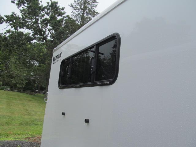 Shadow Trailers Stablemate 3H Slant BP Horse Trailer