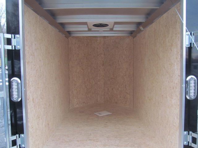 Aluminum Trailer Company Raven 5 X 8 Enclosed Cargo Trailer