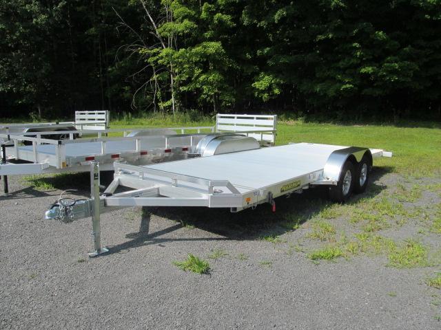 Aluma 82 X 18 Tilt Car Hauler