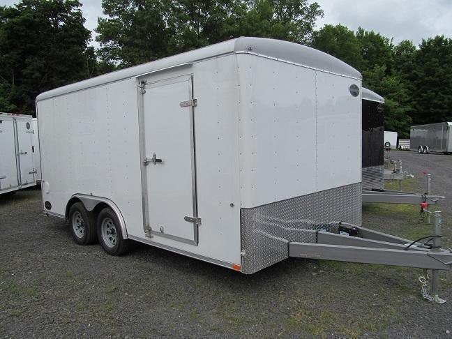 ITI Cargo HD Landscape Package 8.5 X 22 Enclosed Cargo Trailer