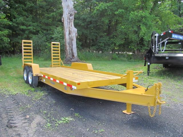 Winston 8 Ton 18 Ft BW Equipment Trailer