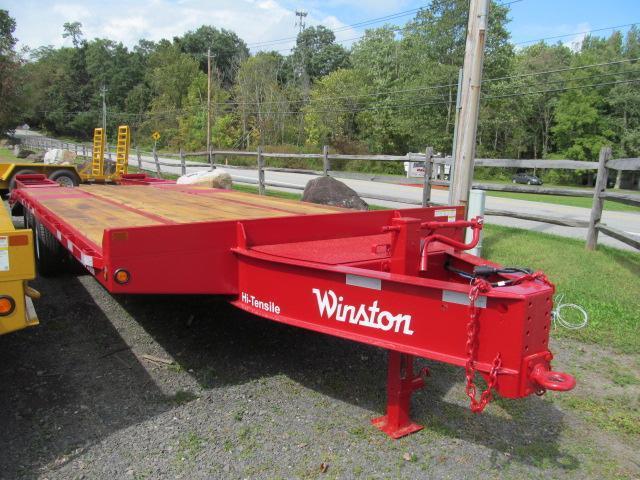 Winston 10 Ton ProSeries Equipment Trailer