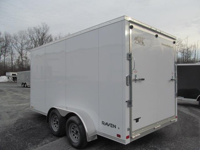 Aluminum Trailer Company Raven 7 X 14 V Front Enclosed Cargo Trailer