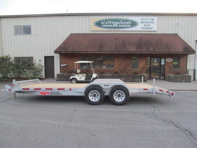 N and N Trailers ICH 20 Ft 10K Car Hauler