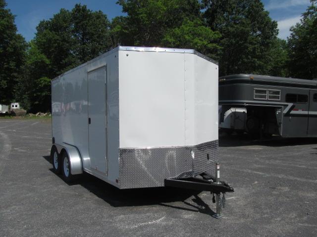 ITI Cargo Honor Line 7 X 16 V Front Cargo / Enclosed Trailer