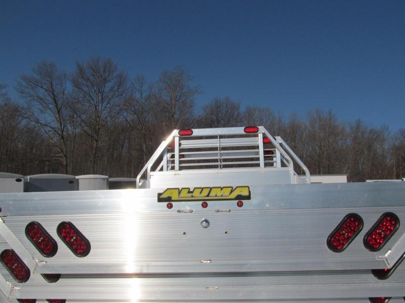 Aluma 8100 and 9600 Truck Beds