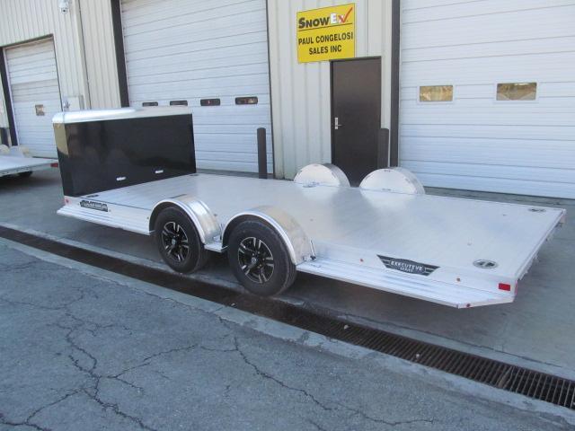 Aluma 8218H-XL Car/ Racing Trailer