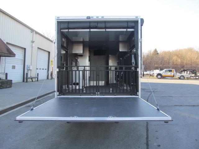 ATC (Aluminum Trailer Co) Gamechanger 2816 8.5 X 28 Front Bedroom Toy Hauler RV