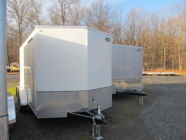 ITI Cargo Honor Line 7 X 14 V Front Cargo / Enclosed Trailer